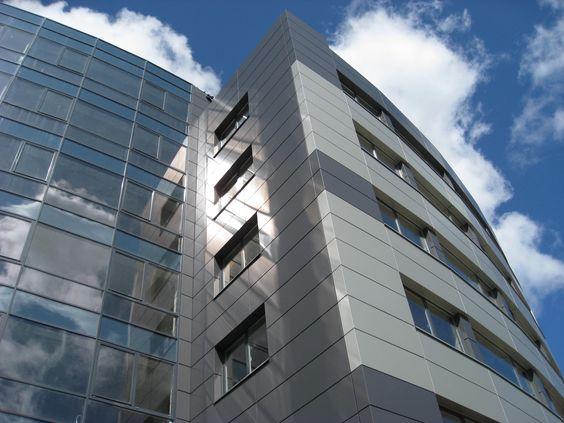 انواع طراحی نمای ساختمان