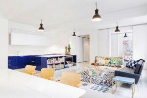سبک معماری مدرن در دکوراسیون داخلی