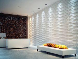 دیوار پوش پلیمری