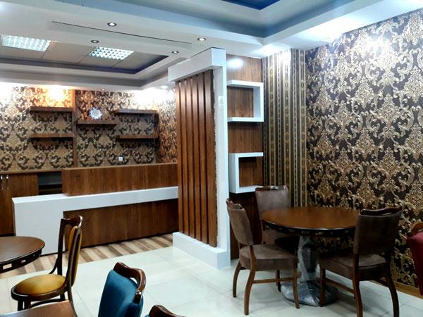 طراحی-داخلی-فست-فود-خیابان-کاشانی