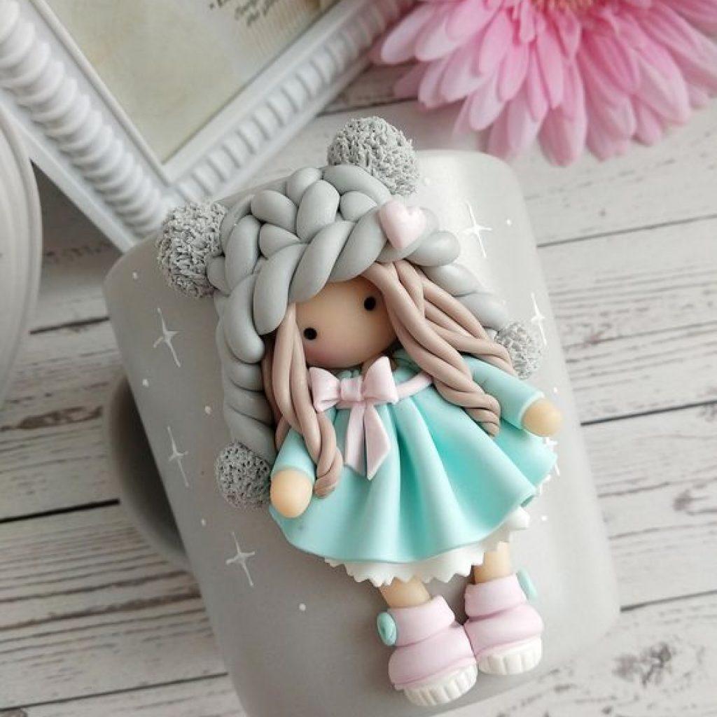 ماگ عروسکی